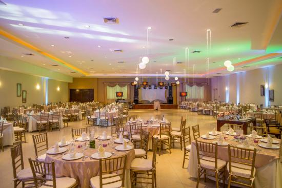 Comfort Inn Monterrey Norte: Banquet space for large functions