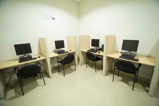 Comfort Inn Monterrey Norte: Business Center