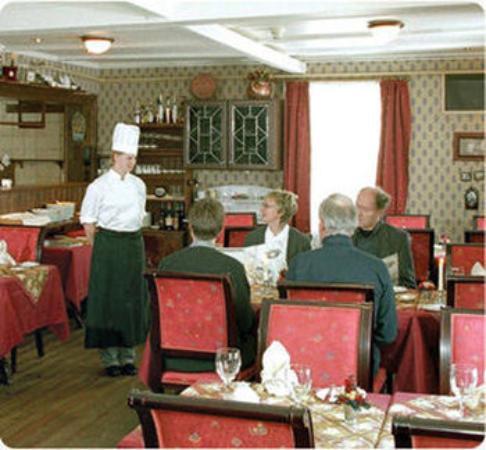 Mosjoen, Noruega: Dining Room