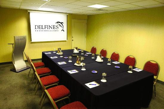 Delfines Hotel & Casino: Altantis Meeting Room