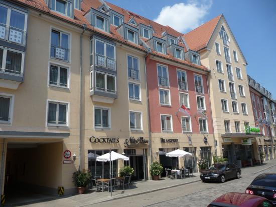 Holiday inn nurnberg city centre nuremberg germany for Hotel nuernberg