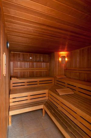 Holiday Inn Nurnberg City Centre: Sauna