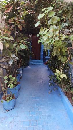 Es una excursion a Tanger