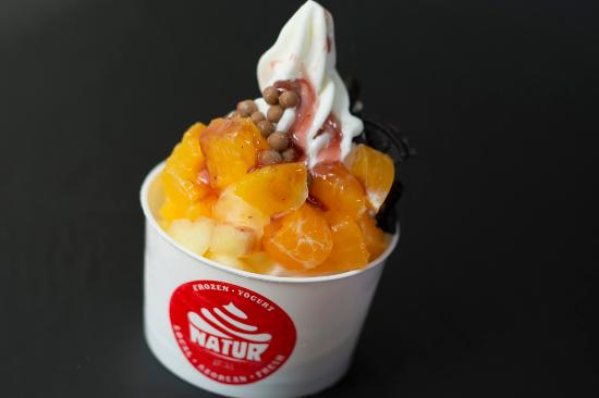 Natur Frozen Yogurt