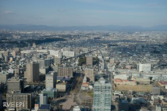 Okura Act City Hotel Hamamatsu Observation Gallery