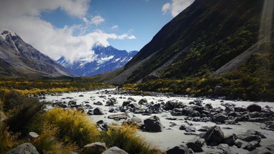 Aoraki Mount Cook National Park (Te Wahipounamu) Foto