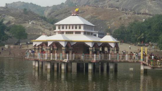 Bhagalpur, India: Mandar Hill