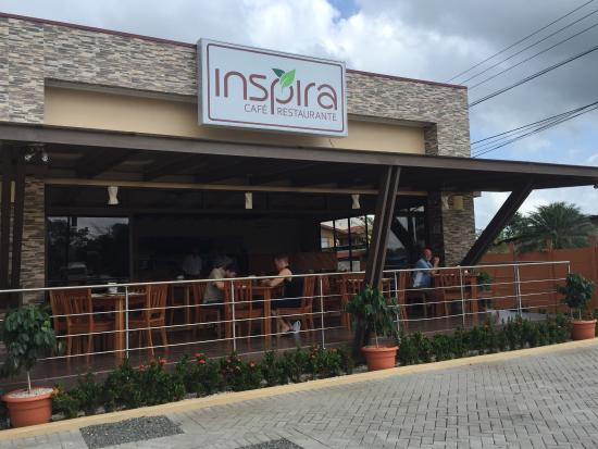 Image result for Inspira Cafe Restaurante la fortuna