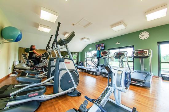 Pattingham, UK: Gym