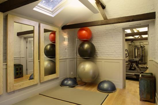 Stoke Poges, UK: Health Club
