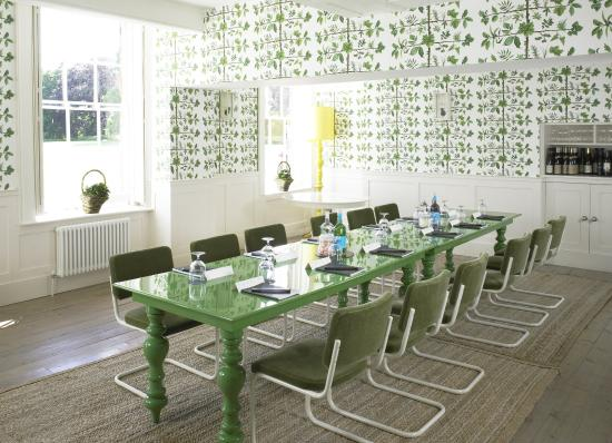 Stoke Poges, UK: Meeting Room