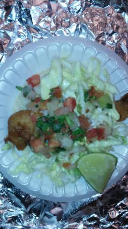Port Orchard, Etat de Washington : Fish Taco