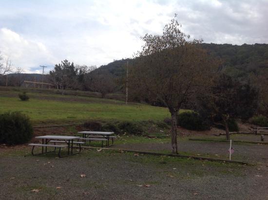 Skyline Wilderness Park: RV campground