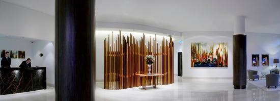 The Richardson Hotel & Spa: The Richardson Lobby