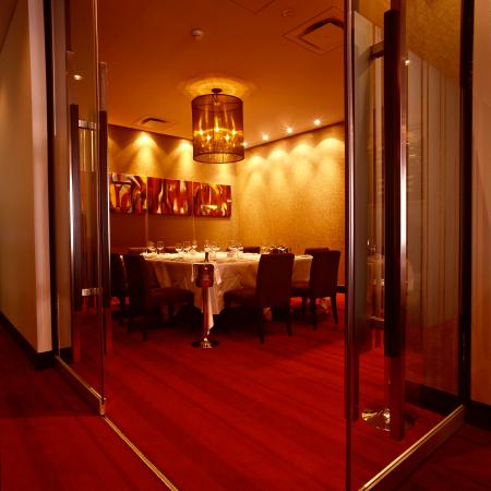 The Richardson Hotel & Spa: Private Dining