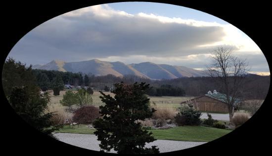 Fairfield, VA: Snowy View