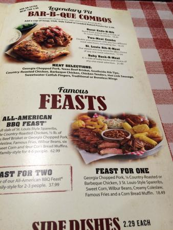Taylor, MI: Thier feast for one