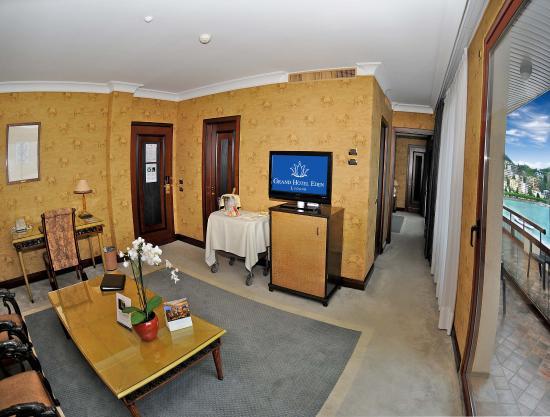 Grand Hotel Eden: Suite Living Ridotta