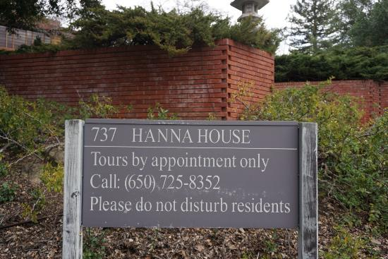 Palo Alto, CA: tour by appointment