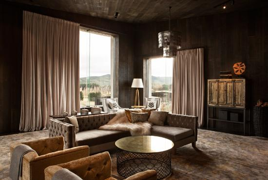 The Kinloch Club   The Lodge At Kinloch: Interior Designer Virginia Fisher  Renowned For Her