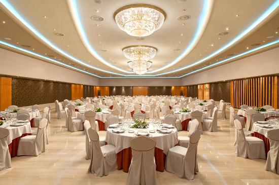 Crowne Plaza Barcelona-Fira Center: Banqueting Room