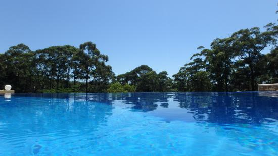 Mollymook, Australia: Infinity Edge Heated Pool