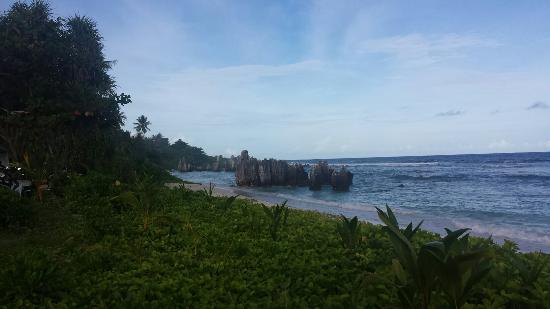 Nauru: Anibare Bay
