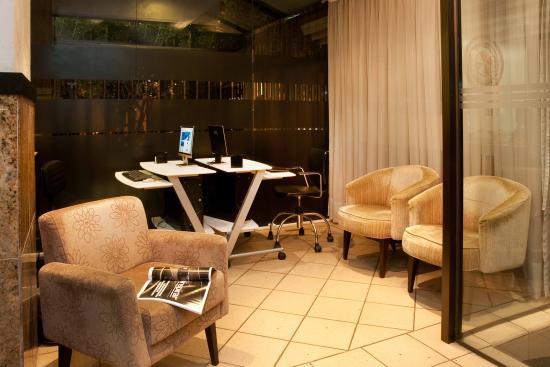 Ipanema Inn : Meeting Room