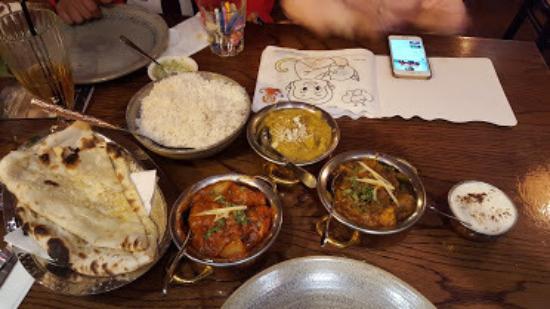Bombay Palace Indian Restaurant Foto