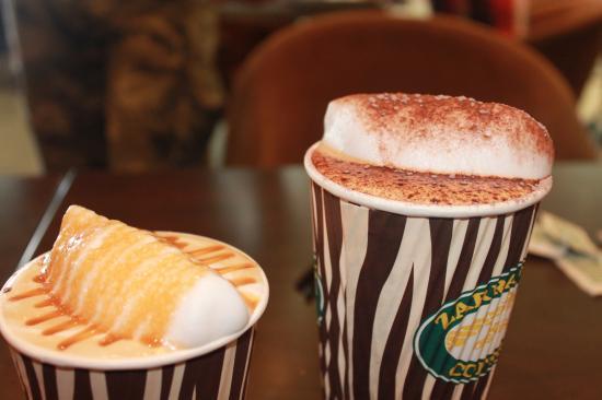 Zarraffa's Coffee - Pacific Fair