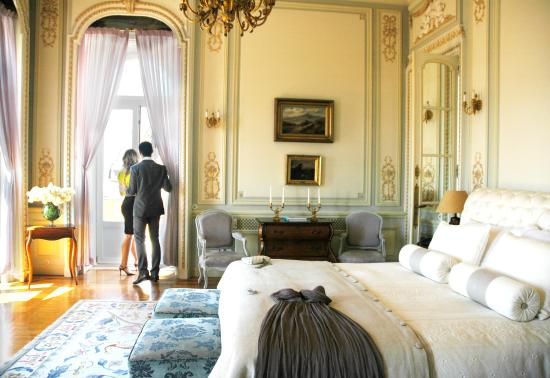 Pestana Palace Lisboa Hotel & National Monument: D. Manuel Royal Suite in the Palace