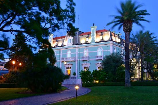 Pestana Palace Lisboa Hotel & National Monument: Gardens of Pestana Palace Lisboa