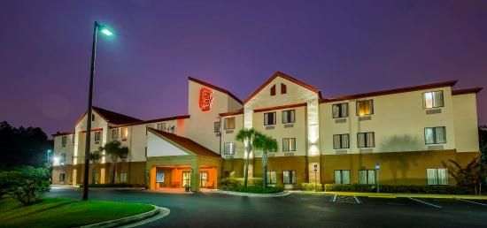 Red Roof Inn Panama City: Exterior