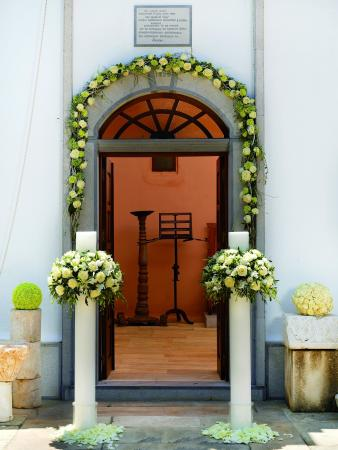 Porto Elounda Golf & Spa Resort: Wedding Decoration Elounda