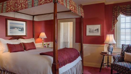 Green Mountain Inn: Classic Queen Room