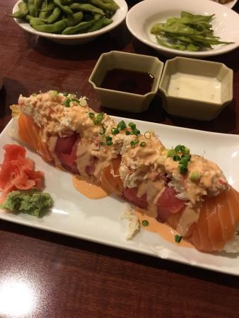 Turlock, Kaliforniya: Sushi Cuisine