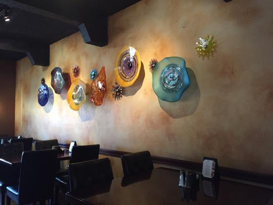 Golden Goose American Grill New Decor At The
