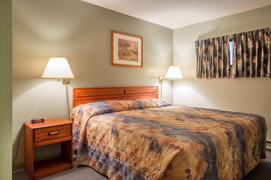 Cranbrook, Canadá: King suite