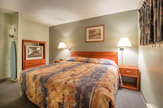 Cranbrook, Canadá: Spacious suite