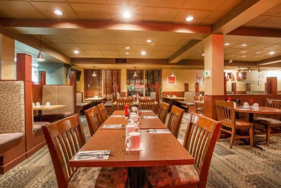Cranbrook, Canadá: Hotel restaurant
