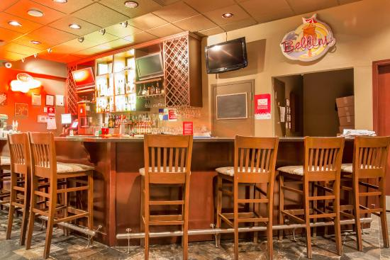 Cranbrook, Canadá: Hotel bar