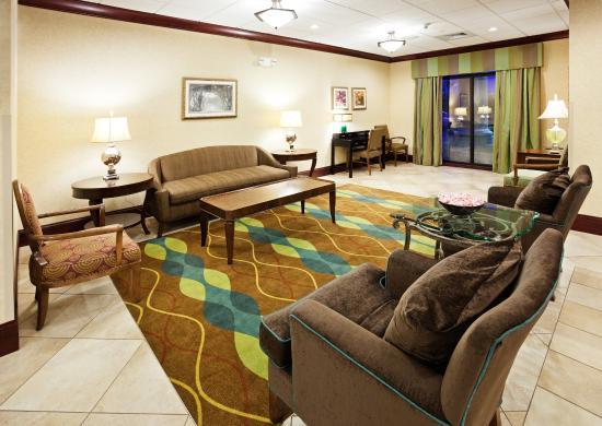 Lebanon, TN : Hotel Lobby