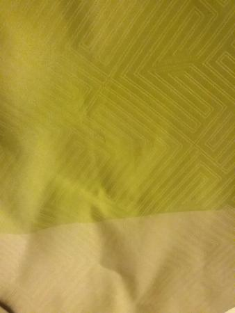 Willoughby, OH: Stain on bed