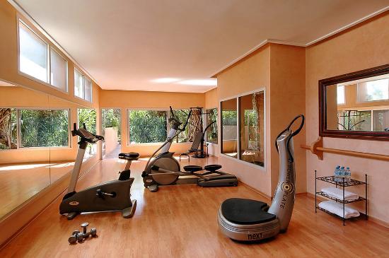 Es Saadi Gardens & Resort - Palace: Health Club
