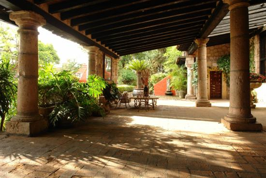 Villa Montaña Hotel & Spa: Entrada
