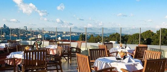Hotel Prince: Restaurant