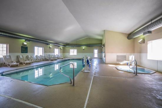 Mainstay Suites Casper Wy Hotel Anmeldelser Sammenligning Af Priser Tripadvisor
