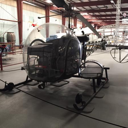 Chino, แคลิฟอร์เนีย: Yanks Air Museum