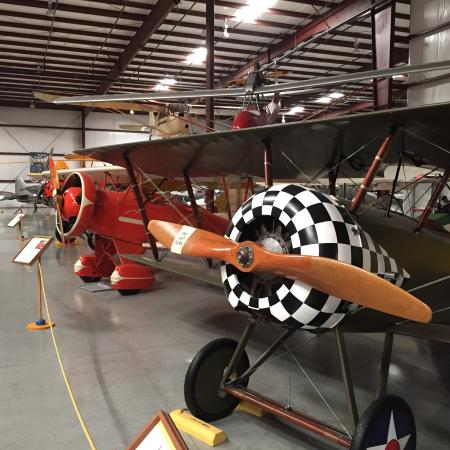 Chino, Kaliforniya: Yanks Air Museum