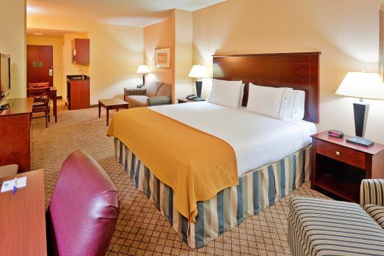 Millington, Теннесси: King Bed Guest Room